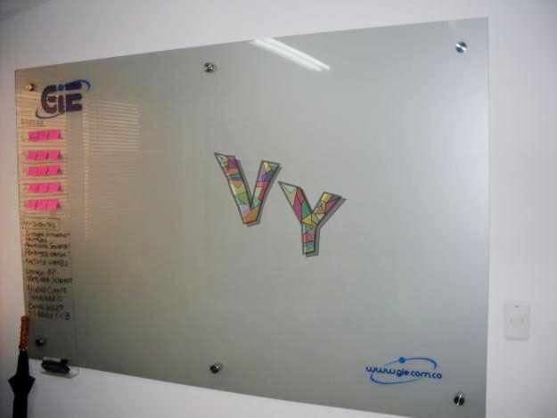 Tableros en vidrio - Tablero vidrio malm ...